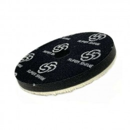 SUPER SHINE WoolPro – pad polerski z wełny, świetne wykończenie 50 mm DA