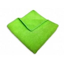 Mikrofibra Cosmetic4Car UNIVERSAL zielona 30x30cm 220 gsm