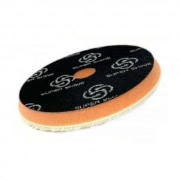 SUPER SHINE WoolPro Cut - Silnie tnący pad polerski z wełny 75mm DA