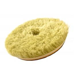 Honey Combination Wool Pad Ultra Cut - mocno tnący pad z wełny naturalnej i syntetycznej 80/100 mm
