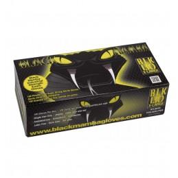 BLACK MAMBA Nitrile Gloves Rozmiar S 100szt.