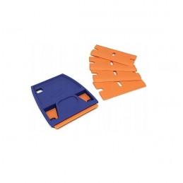 EZ Grip Plastic Razor Blade...