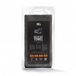 ADBL Mr Gray Towel 40x60cm 600gsm