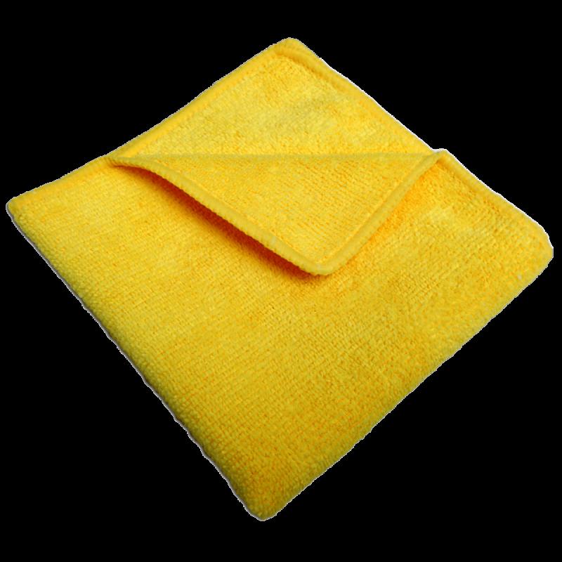 Mikrofibra Cosmetic4Car Żółta 40x40cm 320gsm