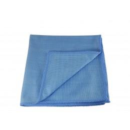Mikrofibra Cosmetic4Car PERFECT GLASS Niebieska 40x40cm 240g/m2 do szyb
