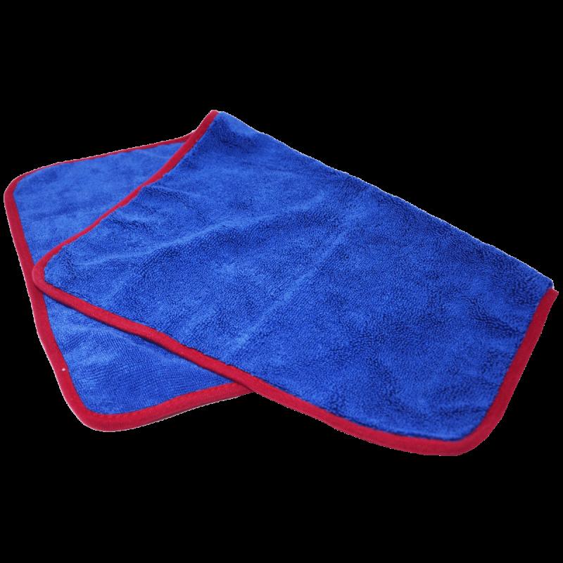 Ręcznik Cosmetic4Car FLUFFY BLUE POWER 40x60cm 550gsm
