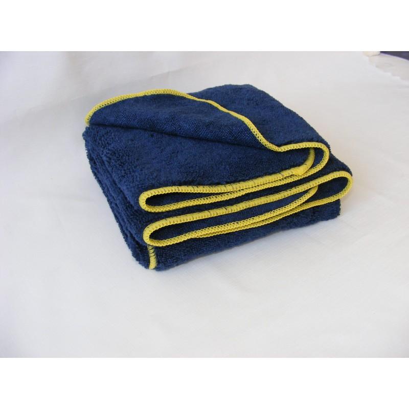 Ręcznik Cosmetic4Car FLUFFY YELLOW PROFESSIONAL 60x90cm 550gsm