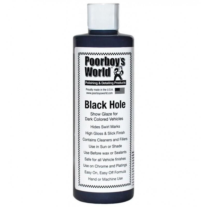 Poorboy's World Black Hole Glaze 473ml