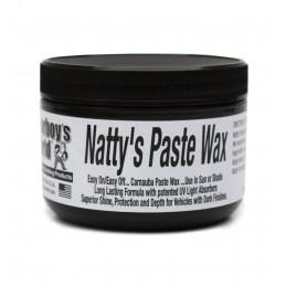 Poorboy's World Natty's Paste Wax Black 227g