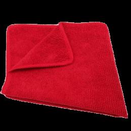 Mikrofibra Cosmetic4Car PROFESSIONAL czerwona 30x30cm 320 gsm