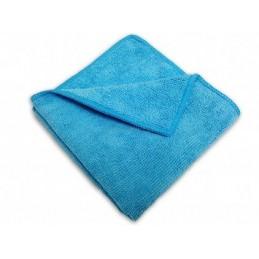Mikrofibra Cosmetic4Car SUPER niebieska 40x40cm 360 gsm