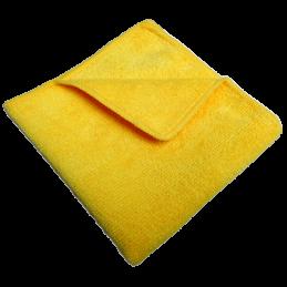 Mikrofibra Cosmetic4Car SUPER SOFT żółta 40x40cm 400 gsm