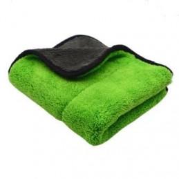 Ręcznik Cosmetic4Car ULTRA PLUSH GREEN DISCOVERY 40x40 cm 900gsm