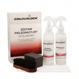 Colourlock Zestaw do czyszczenia i impregnacji alcantary/alkantary