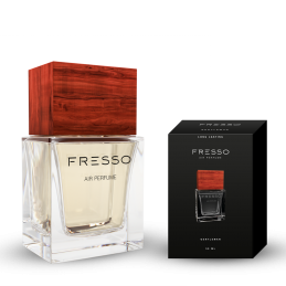 FRESSO GENTLEMAN AIR PERFUME – PERFUMY SAMOCHODOWE 50ML