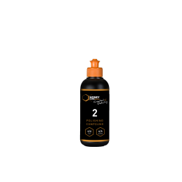 Honey Combination Polishing Compound 2 - średnio ścierna pasta polerska, baza wodna 250ml