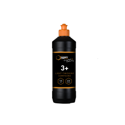 Honey Combination Light Finishing Compound 3+ - wykończeniowa pasta polerska, baza wodna 500ml