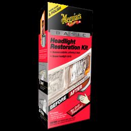 Meguiar's Basic Headlight Restoration Kit - zestaw do renowacji reflektorów