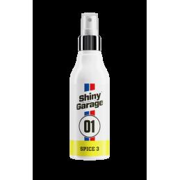 Shiny Garage Spice 2 -  odświeżacz powietrza o zapachu SKÓRZANEJ TAPICERKI 150ML
