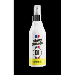 Shiny Garage Spice 2 -  odświeżacz powietrza o zapachu WANILII Z JABŁKIEM 150ML