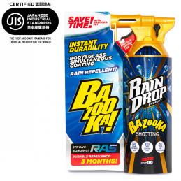 SOFT99 Rain Drop - produkt do szybkiego zabezpieczenia lakieru, szyb, plastiku i chromu 300ml