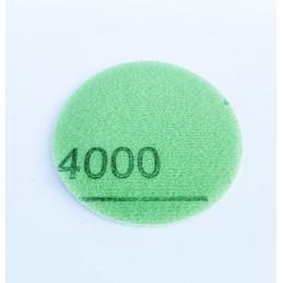EVOXA krążek papier ścierny na gąbce 75mm P4000 5 sztuk/opakowanie