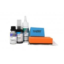 CarPro FlyBy30 - glass coating, zestaw niewidzialna wycieraczka na szyby 20ml KIT
