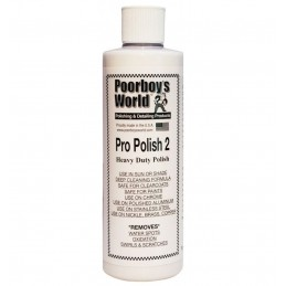 Poorboy's World Pro Polish 2 946ml