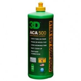 3D ACA 500 X-TRA CUT COMPOUND 237ml