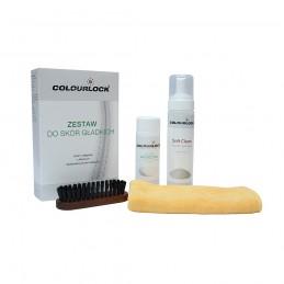 COLOURLOCK Zestaw do skór starszych SOFT - do czyszczenia i pięlegnacji skór samochodowych