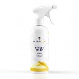 Ultracoat Finest Wipe – produkt do odtłuszczania lakieru przed powłoką lub woskiem 500ml