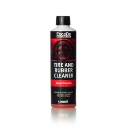 ExceDe Tire and Rubber Cleaner 500ml - koncentrat, do mycia i elementów gumowych