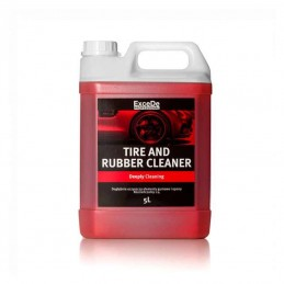 ExceDe Tire and Rubber Cleaner 5L - koncentrat, do mycia i elementów gumowych