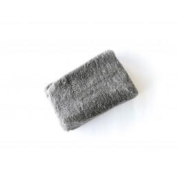 Cosmetic4car Pad microfiber Gray Multi Expert - Szary pad z gąbki obszytej wysokiej jakości mikrofibrą
