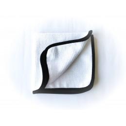 Cosmetic4car Waffel microfibre - mikrofibra waflowa do szyb 400gsm 40x40cm