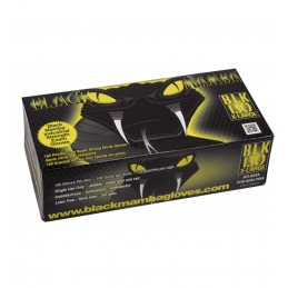 BLACK MAMBA Nitrile Gloves Rozmiar XL 100szt.
